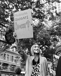 Anonymous-bart-protest