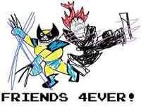 Wolverine X Akuma