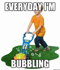 Everyday I'm Shufflin'