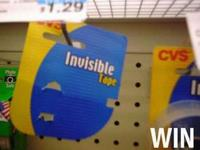Invisible Bike