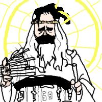 God (Age: 59) / 神(59歳)