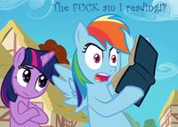 Wtfamireadingmlp