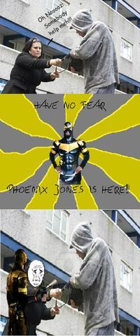 Phoenix Jones