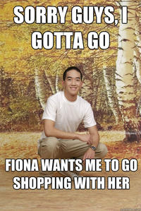 Friend Zone Fiona