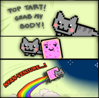 Nyan Cat / Pop Tart Cat