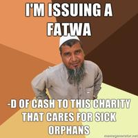 Ordinary Muslim Man