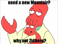 Moustair