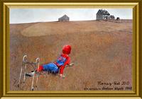 Crippled Spiderman