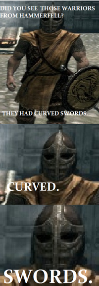Curved Swords