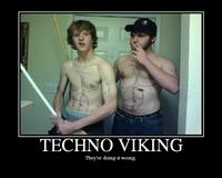 Technoviking