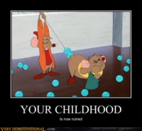 Ruined Childhood