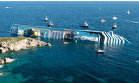 2012 Costa Concordia Disaster