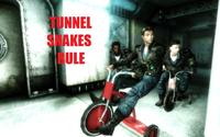 Tunnel Snakes Rule!