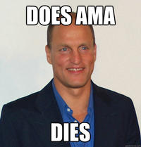 Woody Harrelson Reddit AMA