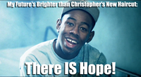 Hopeful Tyler/ There IS Hope!