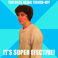 Ticked-Off Tim