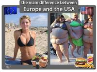 The Main Difference Between Europe and USA