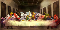The Last Supper Parodies