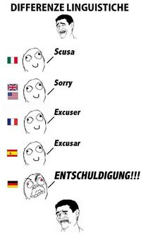 Differenze Linguistiche