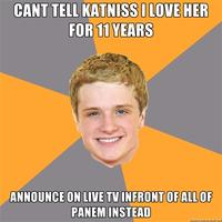 Advice Peeta