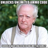 Hershel's Infinite Ammo Cheat