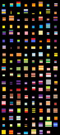 Minimalist Pixel Art
