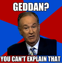 Bill O'Reilly You Can't Explain That
