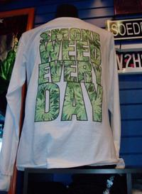 Smoke Weed Everyday
