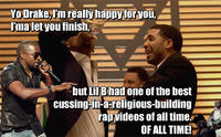 Kanye Interrupts / Imma Let You Finish
