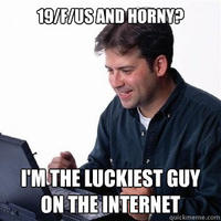 Lonely Computer Guy / Net Noob