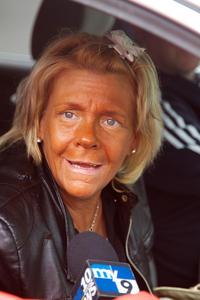 Patricia Krentcil (Tanning Mom)