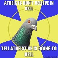 Religion Pigeon