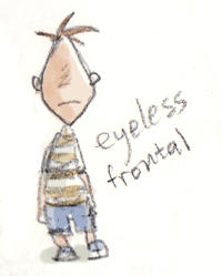 Eyeless Phineas
