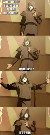Comedian Amon / Stand-Up Amon