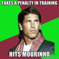 Sergio Ramos Penalty Fail