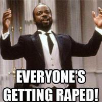 Everybody's Getting Raped