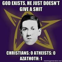 Advice Lovecraft