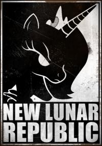 The New Lunar Republic vs The Solar Empire