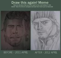 Draw This Again!