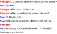 I Hope Senpai Will Notice Me