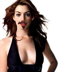 Batman Moustache (Batstache)