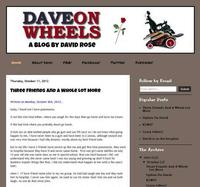 Dave On Wheels