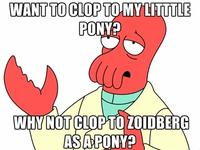 Futurama Zoidberg / Why Not Zoidberg?
