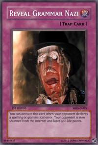 Fake CCG Cards