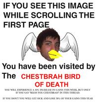 You Have Been Visited