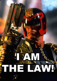 You Betrayed The Law!!
