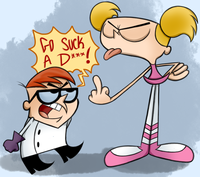 Dexter's Rude Removal