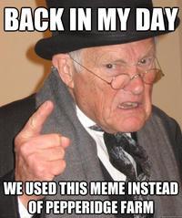Grumpy Grandpa