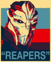 Ah, Yes, Reapers