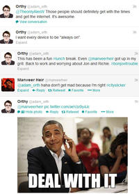"Adam Orth's ""Always On"" Twitter Gaffe"